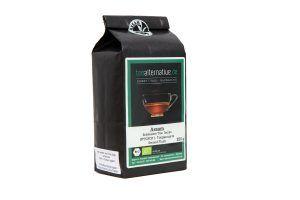 Teepackung schwarzer Assam-Tee